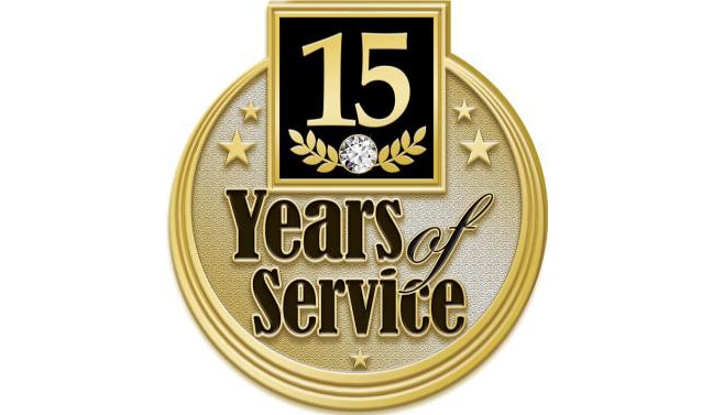 Nia Celebrating 15 Years of Service